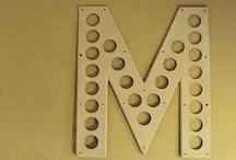 M / by Megg Ebling