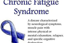 A fight for a cure / Chronic Fatigue Syndrome / by RobinDillard Heilman