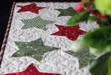 Christmas Quilting / by Michele