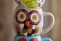 Owls / by Vicky Modisette