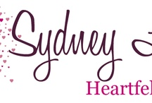 Author Info / by Sydney Logan - Author