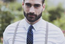 delicious bearded manliness / by Jennifer Gillikin
