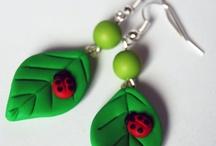 earrings / by Isabel Liebling