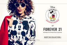 Mickey & Co / Inspired by the 1984 Mickey archives #MickeyByF21 / by Forever 21