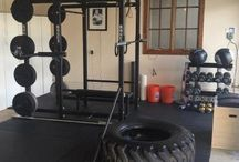 Home gym ideas / by M P