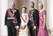 The Royal Family of Norway / by Carole Harper