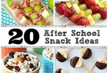 After School Snacks / by Jami Mitchell