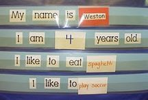 Kindergarten / by Kristen Doelling