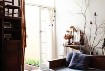 home / not for dreaming, for real-ing. inspiration for our current dwelling. / by babyspace
