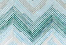 tile it up / color and pattern inspiration for our bathroom tiling project / by Rosemary