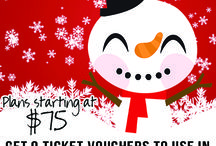 Holiday Specials!  / Pittsburgh Power Holiday Specials!  / by Pittsburgh Power