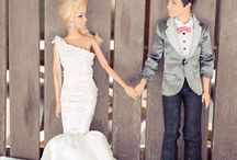 Barbie & Ken's Wedding / by Glamour