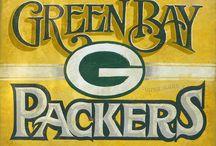 GREEN BAY PACKERS = Awesomeness / by Sandra Hozey