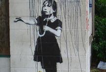 Street Art / by Barbe