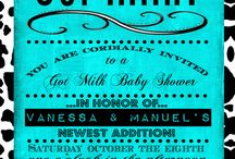 Baby shower! / by Brittany Miller