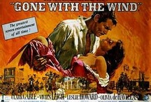 Gone with the Wind / This book is about a spoiled southern belle loving another woman's husband and living through the civil war.  It's just a great book! / by Beverly Mccollum