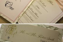 Wedding stationary / by Camille Vilches