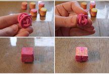 Tutorials 10 / by MiriamsBeads Polymer clay
