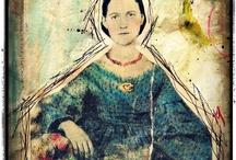 Art and Style of kecia deveney / by Kecia Frazee Deveney