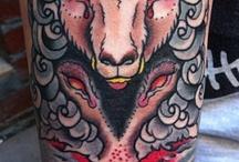 Tattoo/Art / by Noah Sebastian