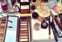 Make up... / by Kylee Neuberger