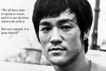 BRUCE LEE / by Kimberly Getchell
