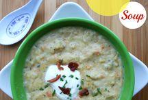 Soups! / by Renita Luehrman