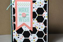 Stampin' Up! - Hexagon Hive Thinlit / by Rochelle Blok, Independent Stampin'  Up! Demonstrator