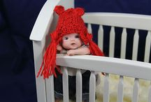 POLYMER CLAY BABY DOLLS / by Mary C
