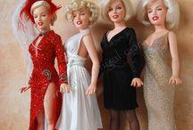 Marilyn Monroe Doll's / by Gerri Nerheim