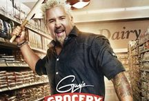 Guy's Grocery Games / by Jenna Roseman