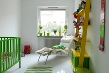 Spaces for little peeps / Spaces for kids / by LilliBird Designs