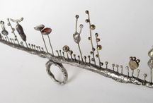 Jewellery / by Josephine Gomersall designs