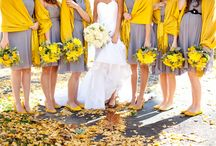 Yellow Wedding Details / Kissed by the sun, and by your groom!  Inspiration for your yellow wedding / by Southern Weddings Magazine