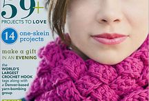 Crochet Projects / by Laura Force