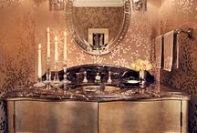 Home Bathroom / by Cathleen Daley