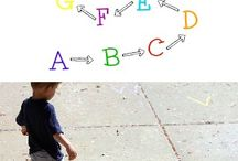 Teaching: Letter recognition  / by Alana Tindall
