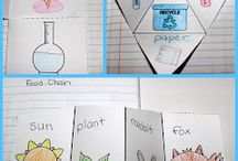 2nd Grade Science / by Jena Webb Record
