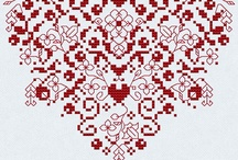cross stitch.... / by Katherine Cope