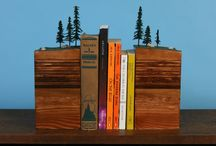 Bookends / by Todd Cooper