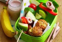 Packed Lunch Ideas / by Caitlyn Dykehouse