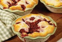Cobblers/Pies/Tarts / by Lisa Stuckless