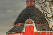 Beautiful, Wonderous Barns! / by Heather Grass