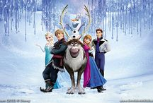 *Frozen* / by Jennifer Marana