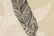tattoos / by Laura Schoenfeld
