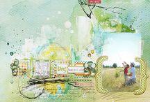scrap inspiration / by France Papillon
