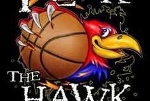 Kansas Jayhawks / by Amy Harrington Cunningham