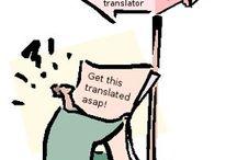 Translations & Gossip / by Help Traduzioni