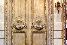 Doors/Portals/Hardwares / by Maria Winky