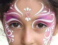 Face painting / by Elaine Bugeau